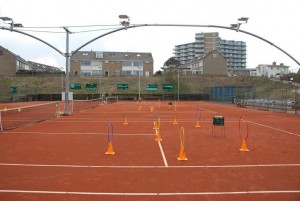Opening tennisseizoen 2016