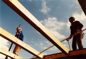 Verbouwing 1985-1986
